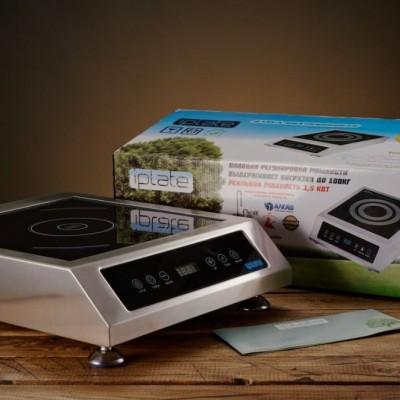 Индукционные плиты iPlate от производителя уже в продаже!>