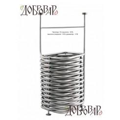 Чиллер-12м, диаметр - 170мм, высота 210мм