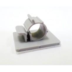 Кронштейн, держатель для шланга до 10 мм, на липучке
