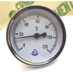 Термометр биметалический ТБ-63, 0-120С