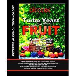 Alcotec Fruit, спиртовые дрожжи, 60 гр. Англия