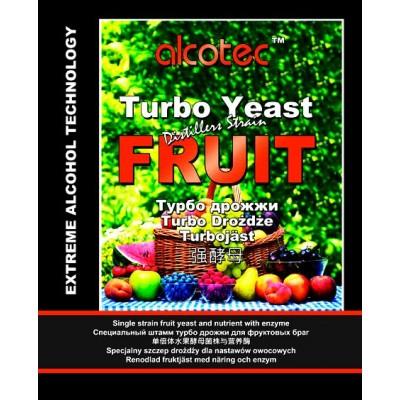 Купить Alcotec Fruit, спиртовые дрожжи, 60 гр. Англия (сезонная распродажа)