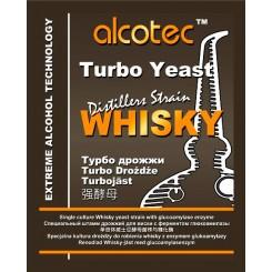 ALCOTEC WHISKY TURBO, спиртовые дрожжи, 93 г, Англия.