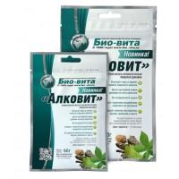 «АлкоВит», 60 гр комплексная пищевая добавка (бонификатор)