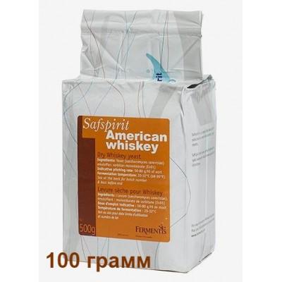 Купить Safspirit American Whiskey - USW-6 -100 грамм (Бенльгия) дрожжи вискарные, спиртовые.