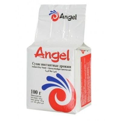 Купить Дрожжи Ангел-инстантные, 100 гр.