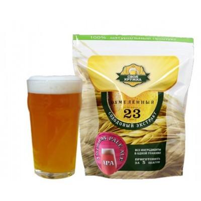 Купить  American Pale Ale (до 23 л) солодовый экстракт Своя Кружка, 2,1 кг