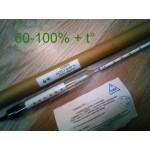 Ареометр АСП-Т 60-100 с термометром ГОСТ 18481-81