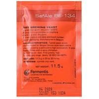 SAFALE BE-134 11,5 г, дрожжи пивные, Fermentis, Франция.
