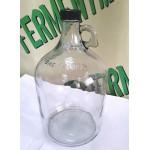 Бутыль стеклянная, галлон, 3,9 литров