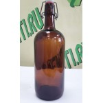 Бутылка с бугельной пробкой, 1 л