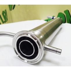 Дефлегматор димрота вертикальный 3000 Clamp-2