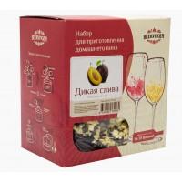 """""""Дикая слива""""  набор для приготовления вина Beervingem"""
