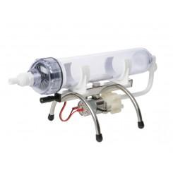 Установка для фильтрации  ДИСТИВ IL-10  горизонтальная.