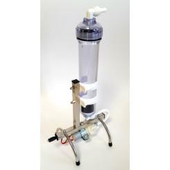 Установка для фильтрации  ДИСТИВ IL-10V  вертикальная.