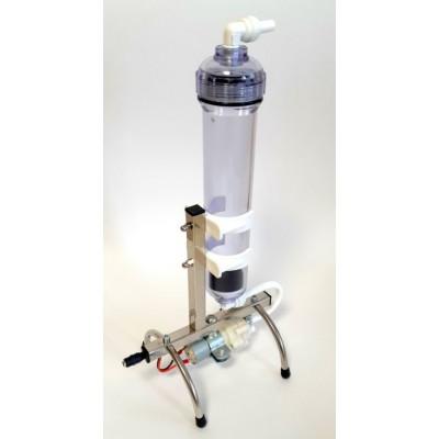 Купить Установка для фильтрации  ДИСТИВ IL-10V  вертикальная.