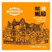 """Beervingem """"Mead"""", Дрожжи для медовухи, 10 г"""