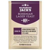 "Mangrove Jack's ""Bohemia Lager M84"", 10 г пивные дрожжи."