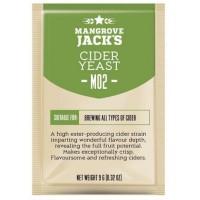 "Mangrove Jack's ""Cider M02"", 9 г, дрожжи для сидра"