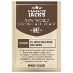 "Mangrove Jack's ""New World Strong Ale M42"", 10 г пивные дрожжи."