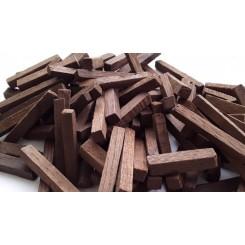 Дубовые палочки средняя обжарка для дистиллятов, 100 гр, Кавказ.