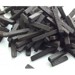 Дубовые палочки сильная обжарка для дистиллятов, 100 гр, Кавказ.