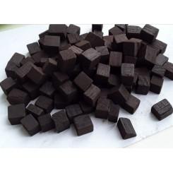 Дубовые кубики для дистиллятов, сильная обжарка  (Кавказ), 100 г