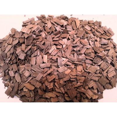 Купить Щепа дубовая из французского дуба, обжарка сильная, Pronektar (Франция). 100 гр.