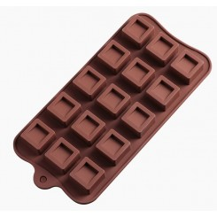 """Форма силиконовая для шоколада """"Кубики"""""""