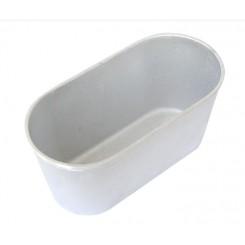 """Форма для хлеба из алюминия """"Л10б"""", 21*10*8 см"""