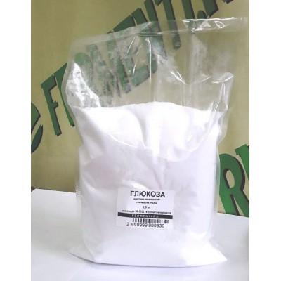 Купить  Глюкоза (декстроза моногидрат ST) 1 кг, Франция