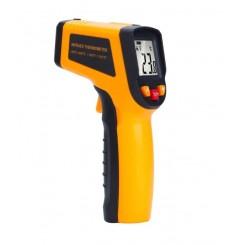 Инфракрасный пирометр (-50С  +400С) (бесконтактный термометр)