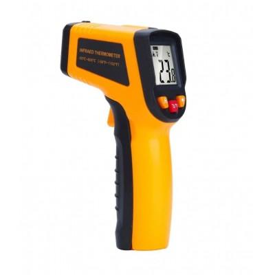 Инфракрасный пирометр (-50С  +308С) (бесконтактный термометр)