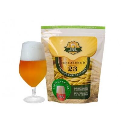 Купить   Indian Pale Ale (до 23 л) солодовый экстракт Своя Кружка, 2,1 кг