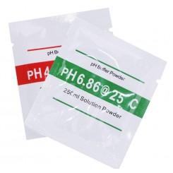Калибровочные растворы для PH-метров. Комплект 2 шт.