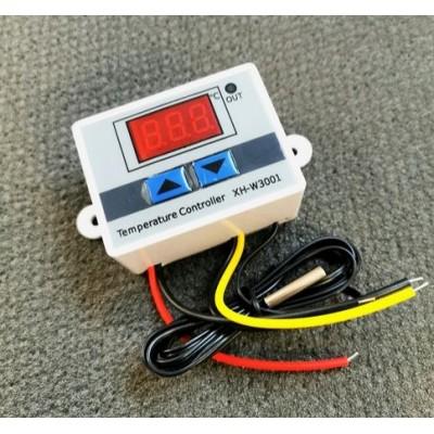 Купить Регулятор контроллер температуры цифровой XH-W3001