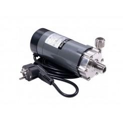 Насос с магнитной муфтой высокотемпературный MP-15RM, нержавеющая сталь