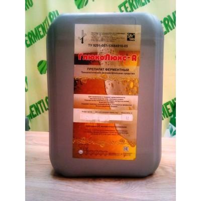 Купить глюкоЛюкс-А (13000ед/мл) 12 кг (канистра, заводская упаковка)