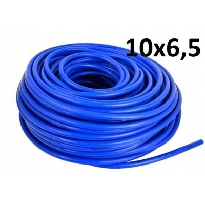 Купить Пневмошланг 10х6,5 мм, синий.