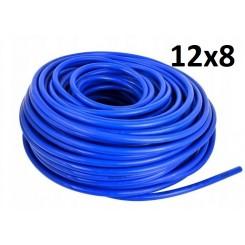 Пневмошланг 12*8 мм, синий.