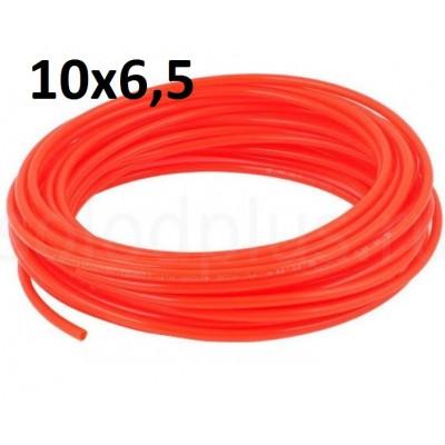 Купить Пневмошланг 10х6,5 мм, красный.