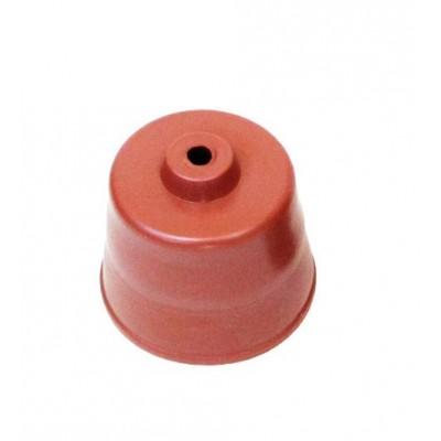 Купить 50 мм пробка резиновая  (пищевой силикон)