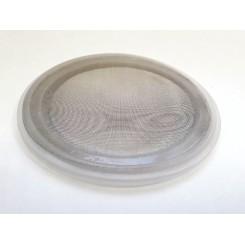 """Прокладка 1,5"""" силиконовая с нерж. сеточкой (мелкая ячейка)"""
