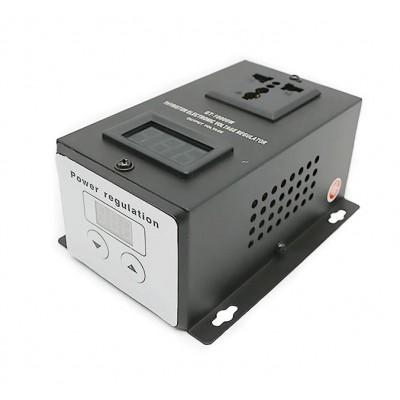 Купить Регулятор напряжения 10 кВт, дисплей