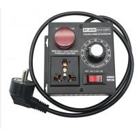 Регулятор напряжения 4 кВт, питающий кабель.