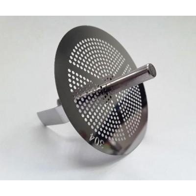 Купить Сеточка-фильтр  для воронки из нержавеющей стали.