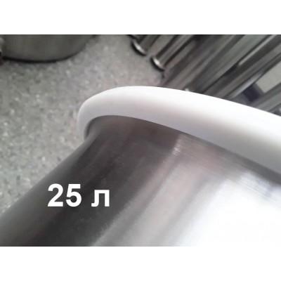 Прокладка силиконовая П-образная на котел, Luxstahl  25 литров