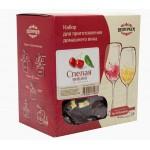 """""""Спелая вишня"""" набор для приготовления вина Beervingem"""