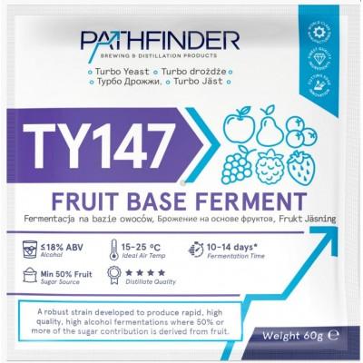 "Pathfinder ""Fruit Base Ferment"", 120 г спиртовые дрожжи"