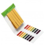 Тест полоски 0-14 pH отрывные, 80 штук